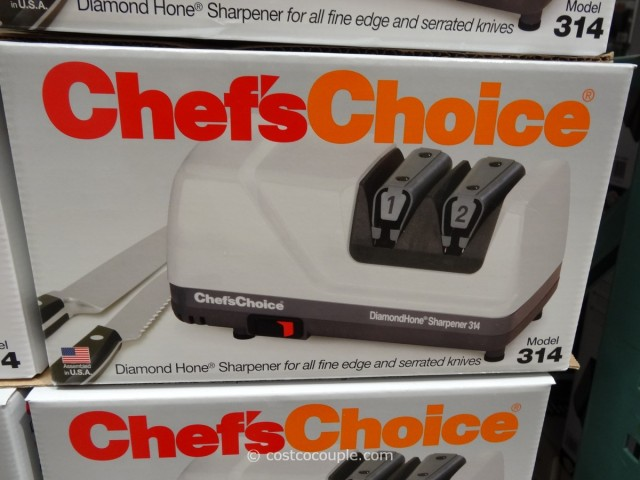 Chef's Choice Electric Knife Sharpener Costco 3