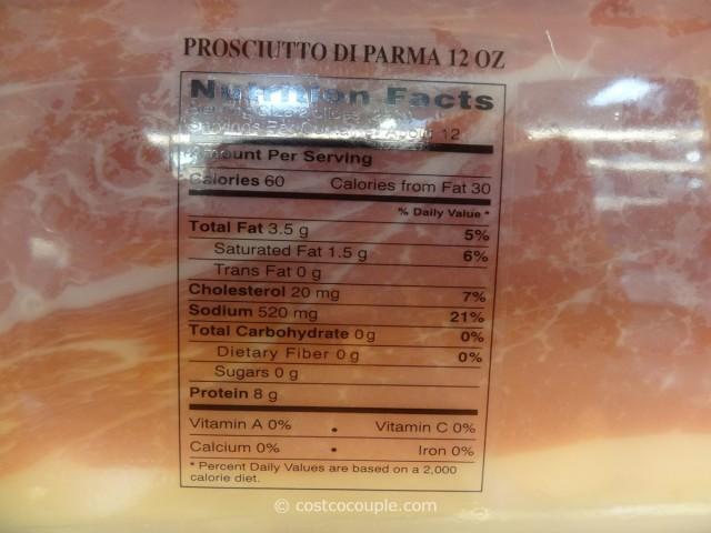 Citterio Prosciutto Di Parma Costco 4