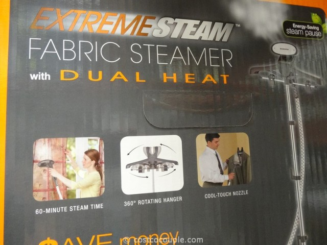 Conair ExtremeSteam Fabric Steamer Costco