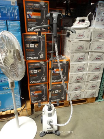 Conair ExtremeSteam Fabric Steamer Costco 6