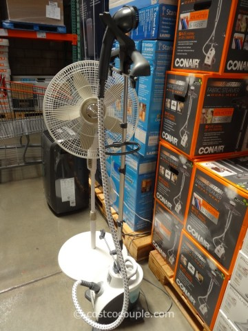 Conair ExtremeSteam Fabric Steamer Costco 7
