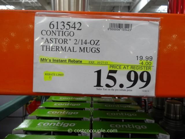 Contigo Thermal Mugs Costco