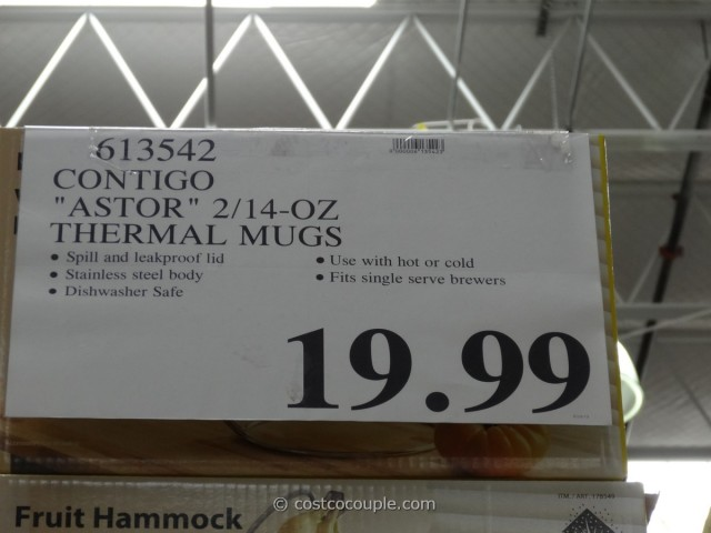 Contigo Thermal Mugs Costco 6