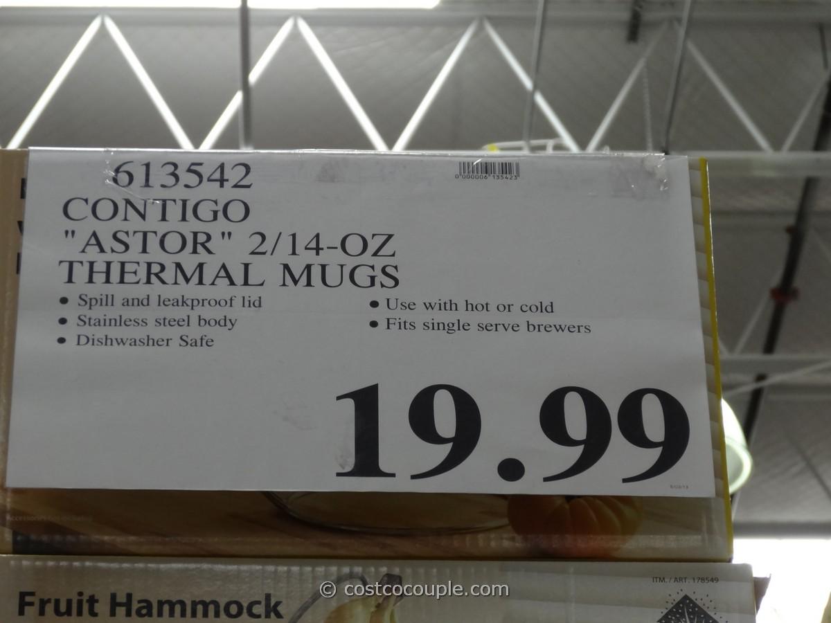 Contigo Astor Thermal Mugs