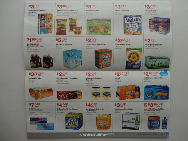 Costco August 2013 Coupon Book 4