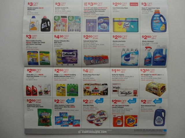 Costco August 2013 Coupon Book 5