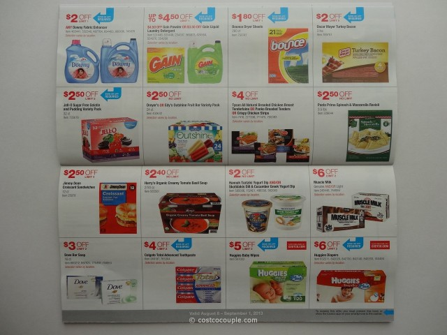 Costco August 2013 Coupon Book 6