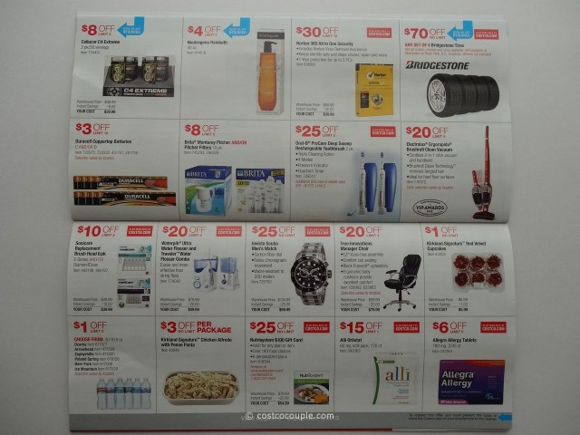 Costco August 2013 Coupon Book 7