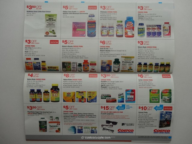 Costco August 2013 Coupon Book 8