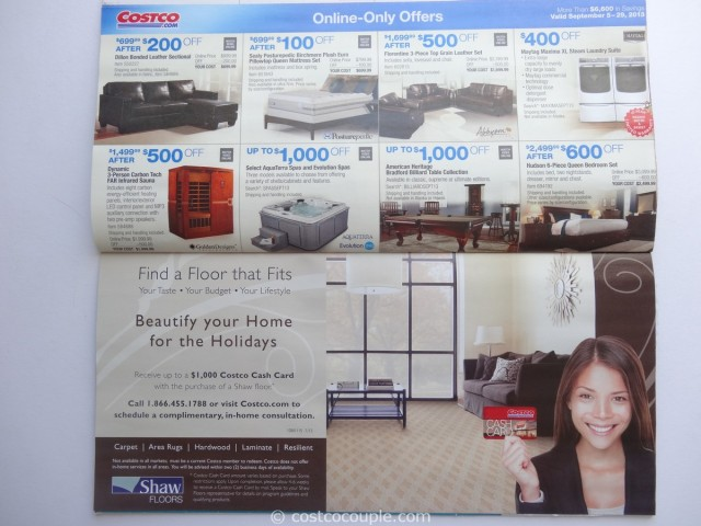 Costco September 2013 Coupon Book 10
