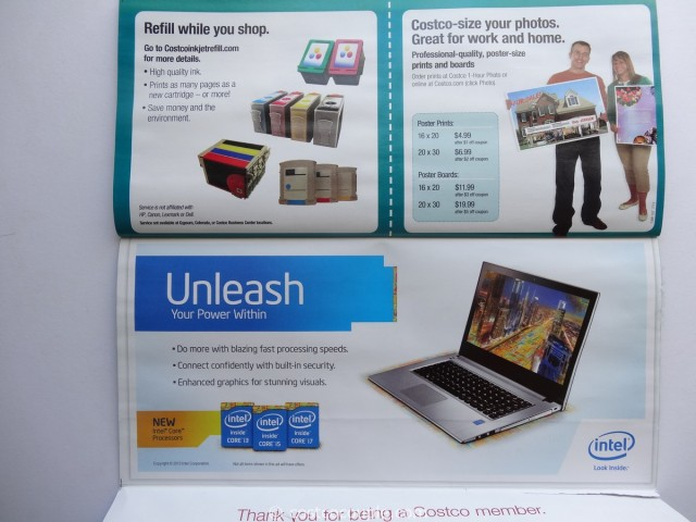 Costco September 2013 Coupon Book  12