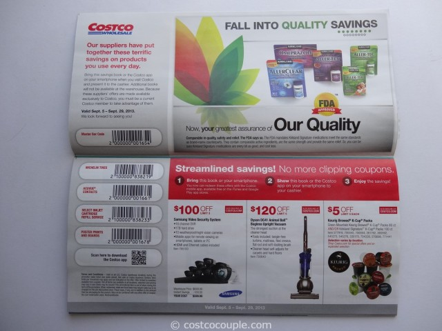 Costco September 2013 Coupon Book 2