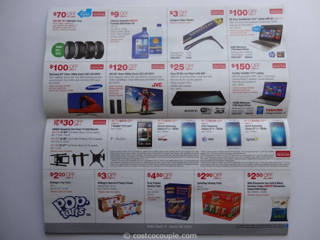 Costco September 2013 Coupon Book 3