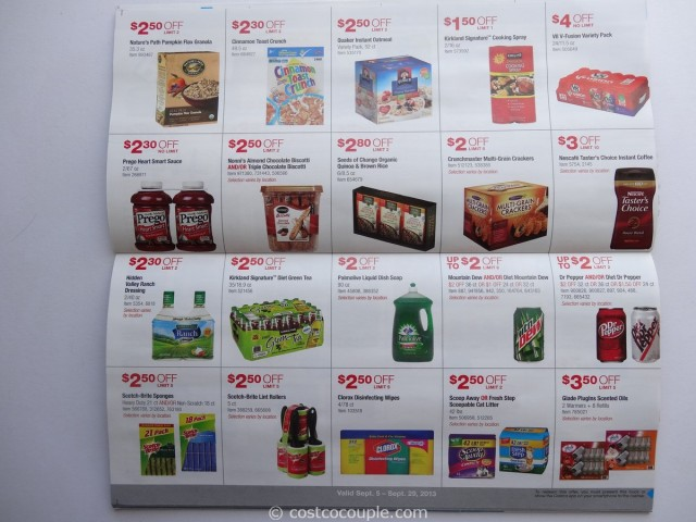 Costco September 2013 Coupon Book 4