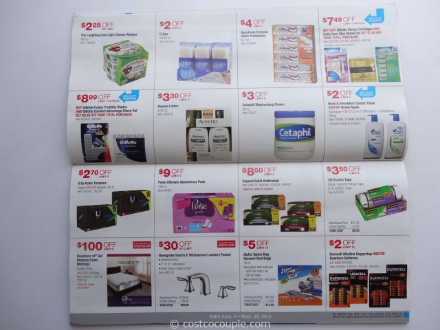 Costco September 2013 Coupon Book 6