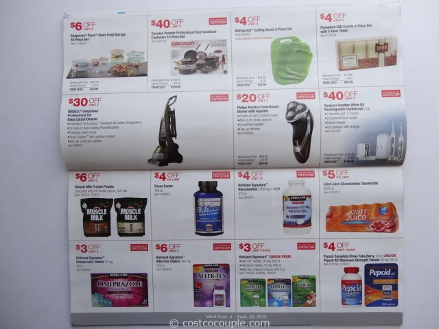 Costco September 2013 Coupon Book 7