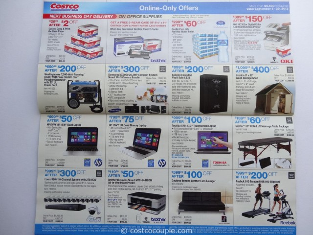 Costco September 2013 Coupon Book 9