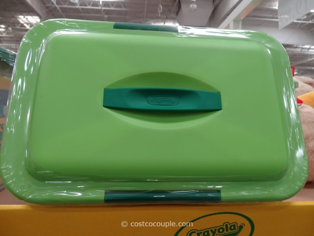 Crayola Super Art Tub Costco 5