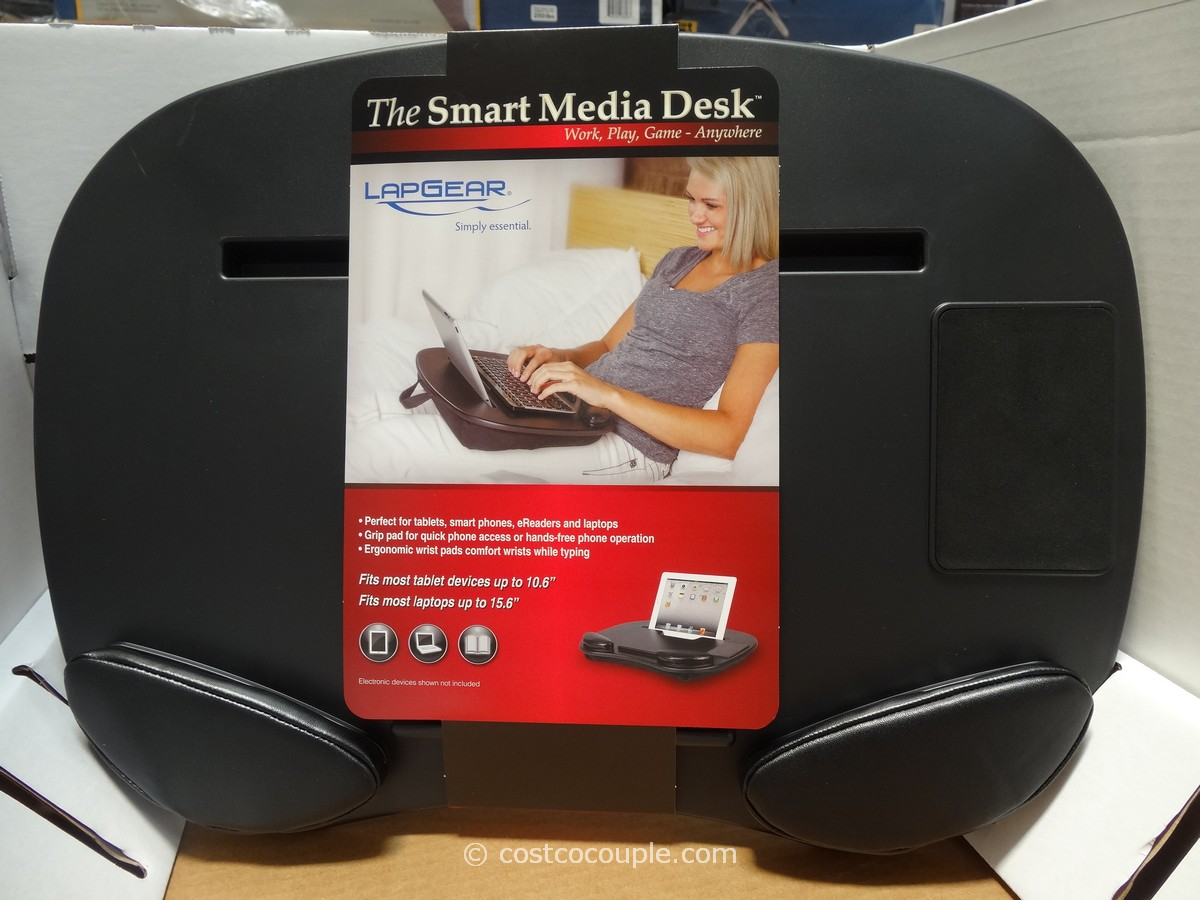 Creative Essentials Smart Media Desk Costco 1