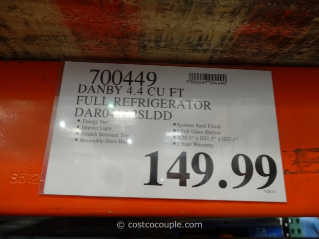 Danby Compact Fridge Costco