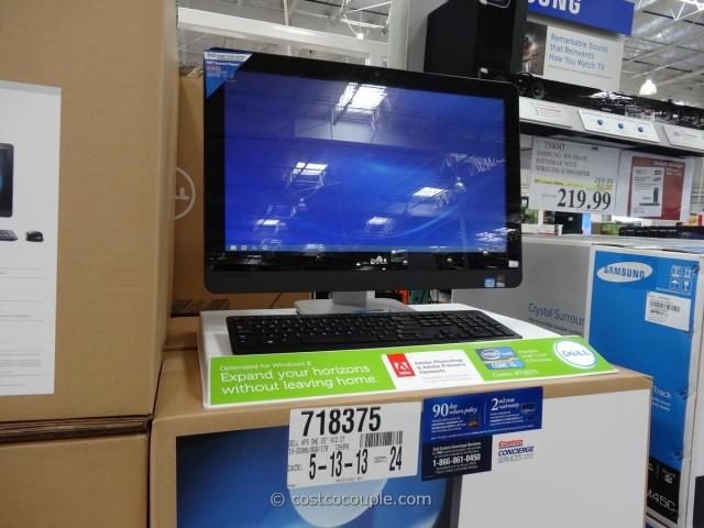 Dell All-In-One Touchscreen PC IO2330 Costco 4