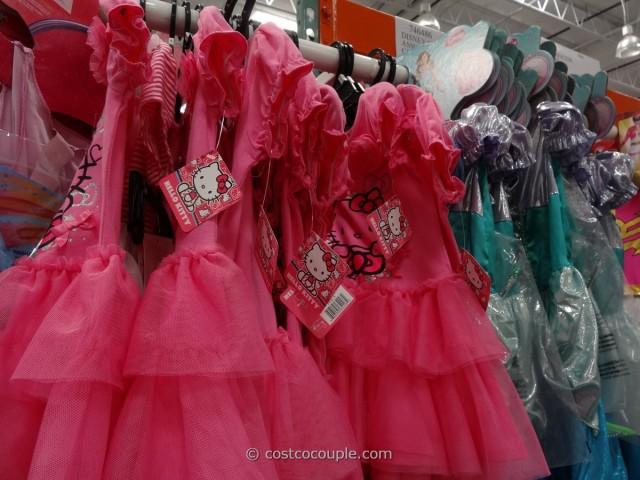 Disney and Hello Kitty Dress Costco 4