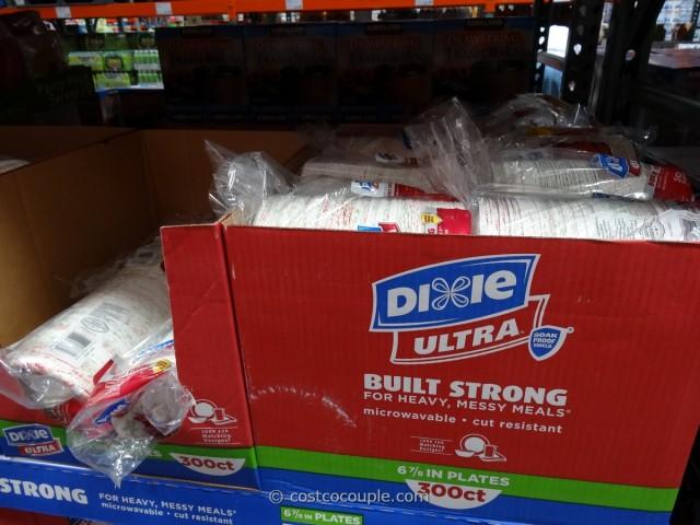 Dixie Ultra Paper Plates Costco 2