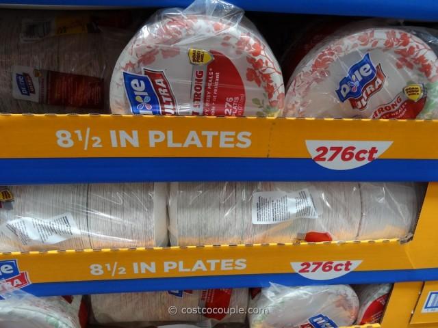 Dixie Ultra Paper Plates Costco 4