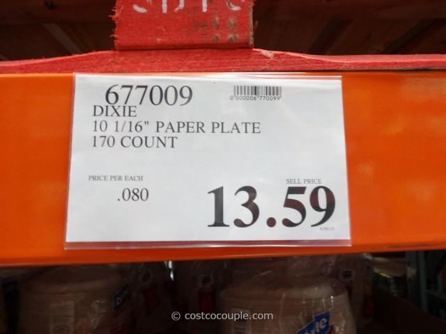 Dixie Ultra Paper Plates Costco 5