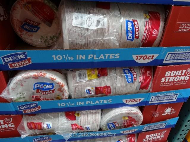 Dixie Ultra Paper Plates Costco 6
