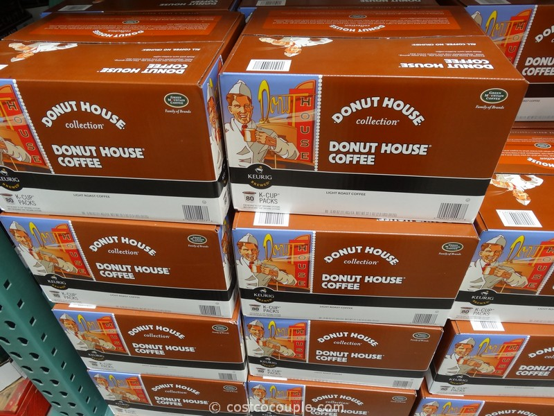 Donut House Coffee Costco