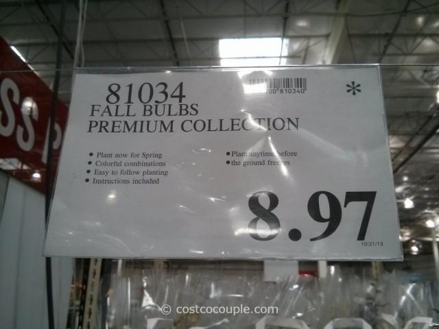 Fall Bulbs Premium Collection Costco