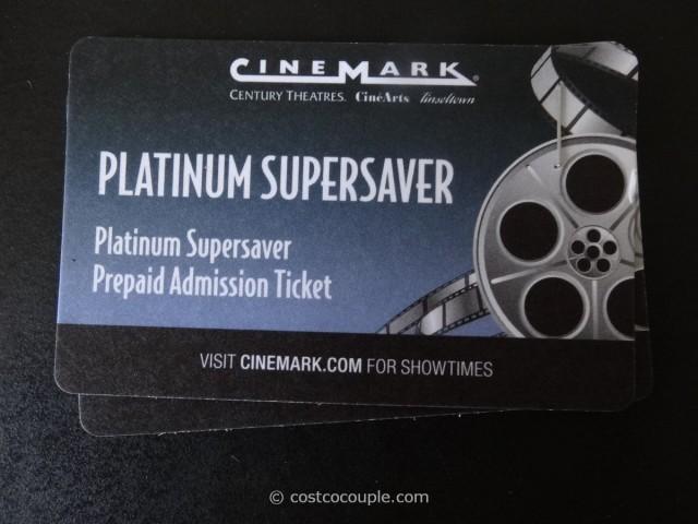 Gift Card Cinemark Costco 5