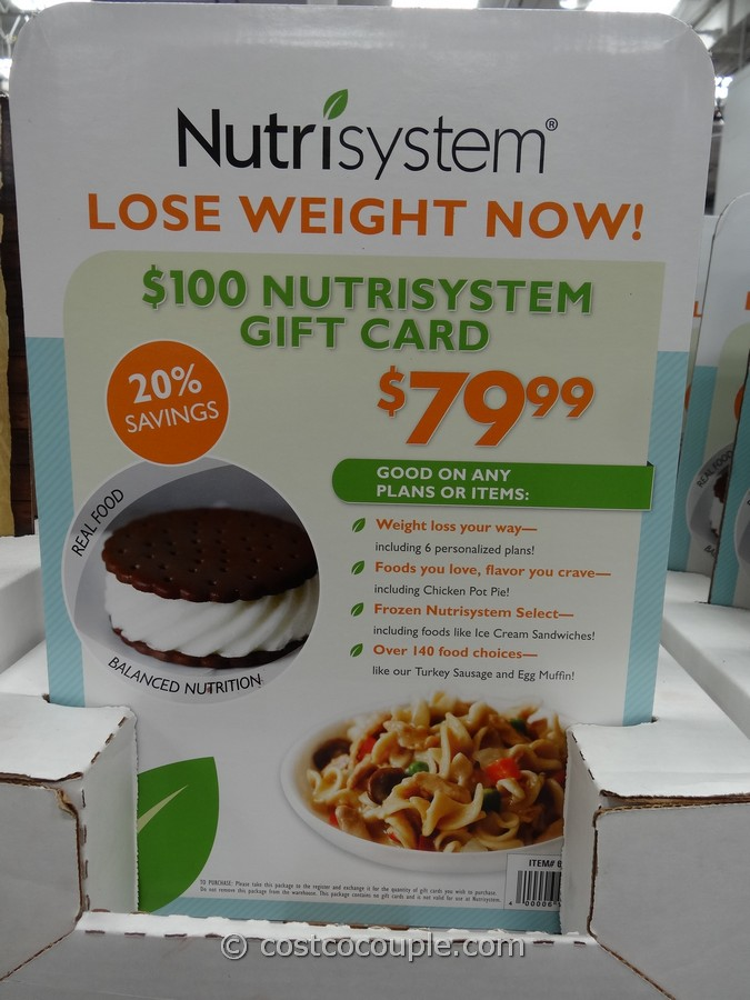 Nutrisystem Discount Code – $50 Off + 40% Off Coupons