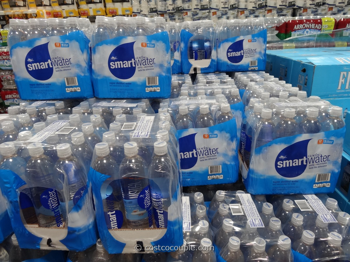 Glaceau Smart Water Costco 3