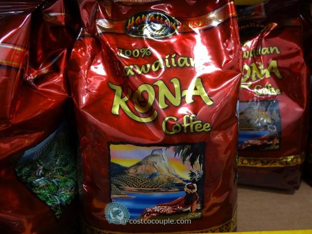 Hawaiian Gold 100% Kona Coffee Costco 4