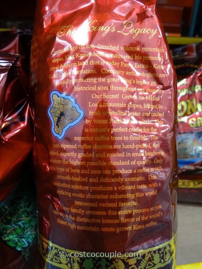 Hawaiian Gold 100 Kona Coffee