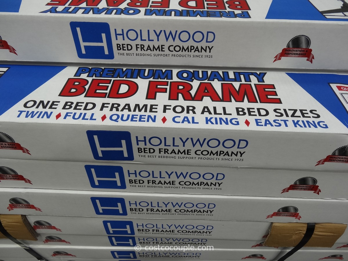 hollywood universal bed frame costco 2 - Costco Bed Frame