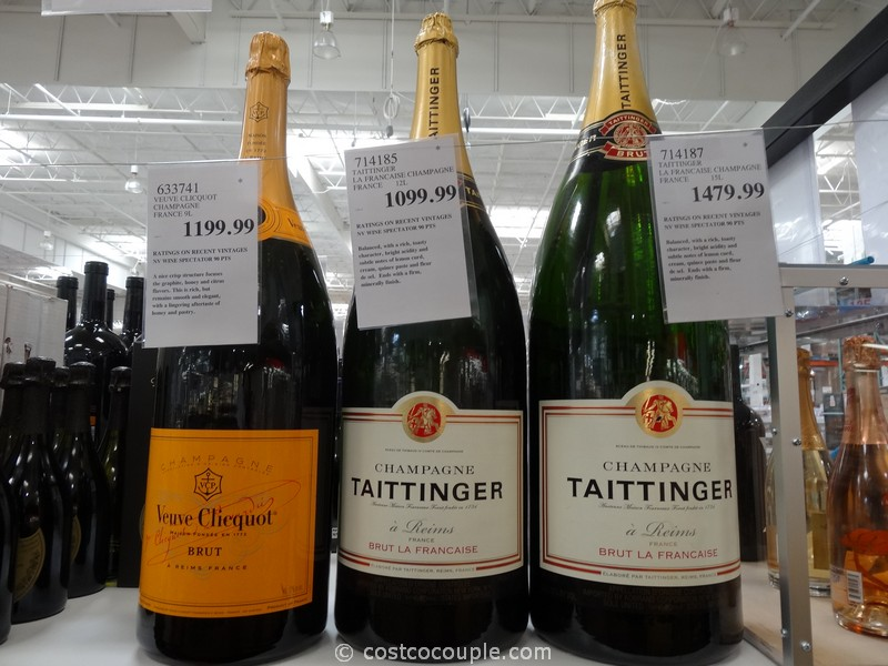 Huge Bottles Champagne Costco