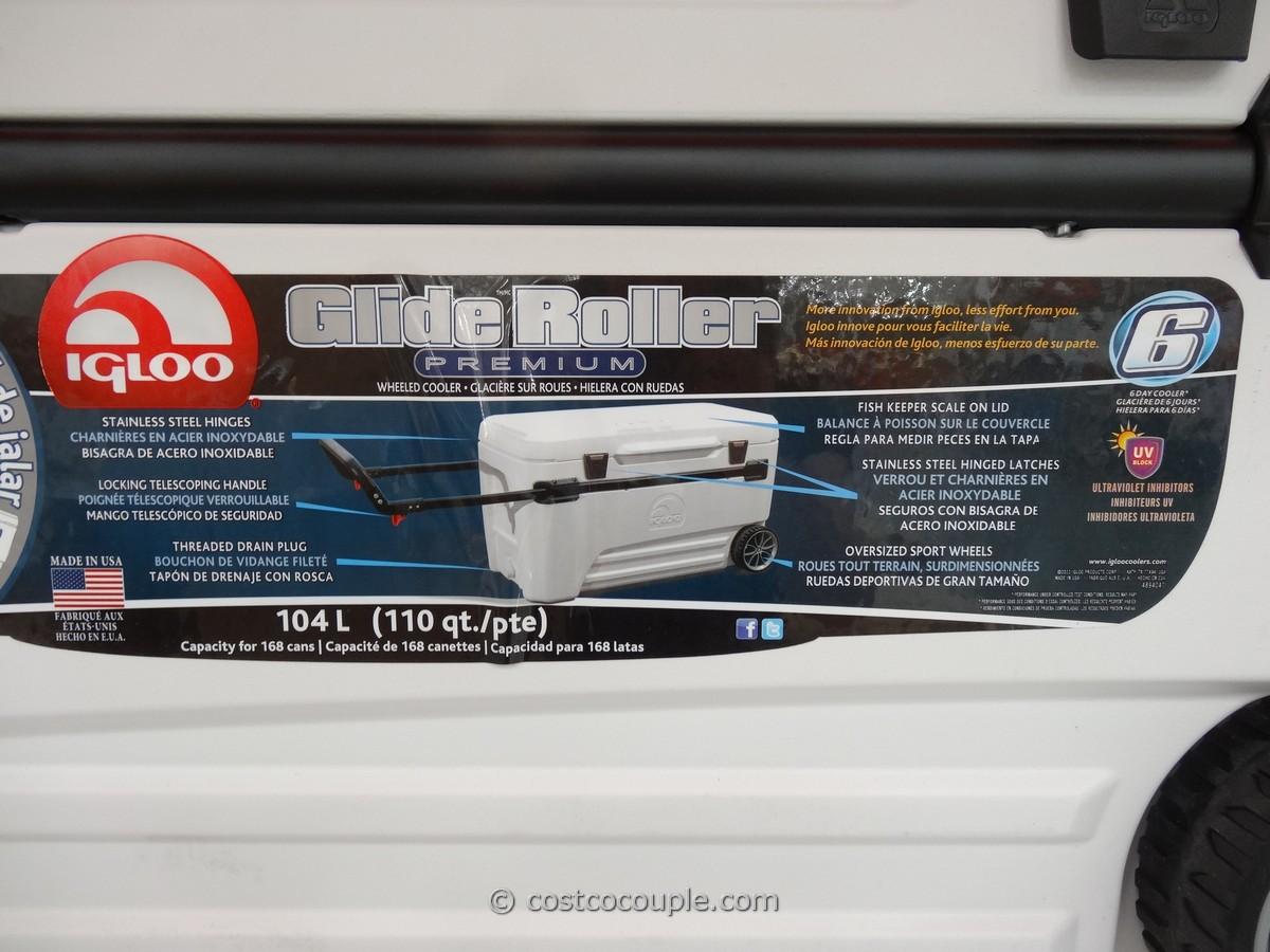 Igloo Glide Rolling Cooler