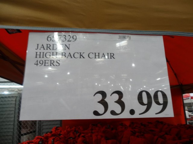 Jarden High Back Chair Costco