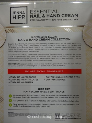 Jenna Hip Nail and Hand Cream Costco 1