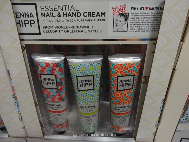 Jenna Hip Nail and Hand Cream Costco 2