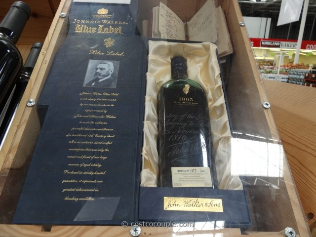 Johnny Walker Limited Edition Costco 3