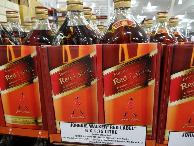 Johnny Walker Red Label Scotch Costco 1