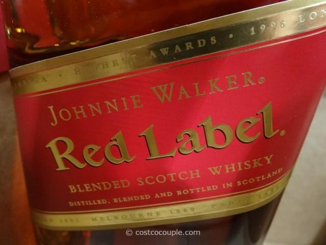 Johnny Walker Red Label Scotch Costco 2