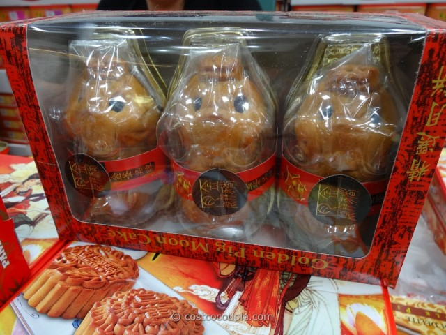 Kam Wah Moon Cake Costco 4