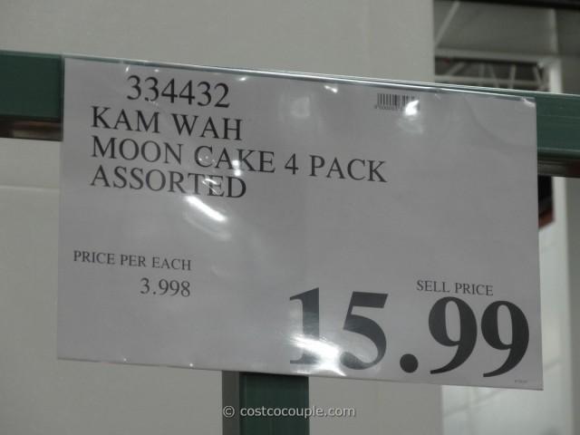 Kam Wah Moon Cake Costco 6