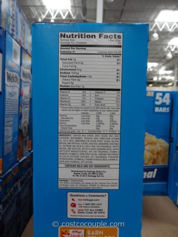 Kellogg's Rice Krispies Treats Costco 3