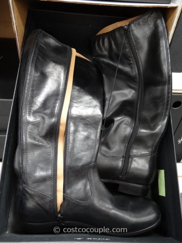 Kenneth Cole Ladies Leather Boot Costco 4